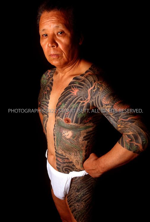 Yakuza in Japan   Seattle Photographer - Stuart Isett