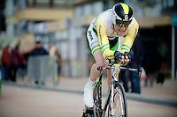 3 Days of De Panne.stage 3b: closing TT..Luke Durbridge..