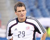 New England Revolution midfielder Marko Perovic (29).  The New England Revolution drew FC Dallas 1-1, at Gillette Stadium on May 1, 2010