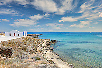 Agios Nikolaos in Zakynthos island, Greece