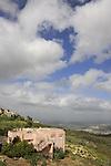 Carmel, Druze village Isfiya