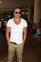 LOS ANGELES - AUG 2:  Joey Lawrence arrives at the Hallmark Channel TCA Press Tour 2012 at Beverly Hilton Hotel on August 2, 2012 in Beverly Hills, CA