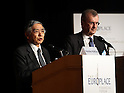 20th Paris Europlace financial forum in Tokyo