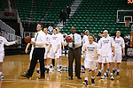 14-15 BYU Women's Basketball vs Weber State