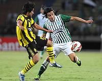 Nacional vs Guaraní Copa Suramericana 28-08-2013