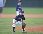 The Red Sox' Drew Carter in Oxford Park Commission baseball action at FNC Park in Oxford, Miss. on Monday, April 18, 2011. Monday's games marked the start of the 2011 season.