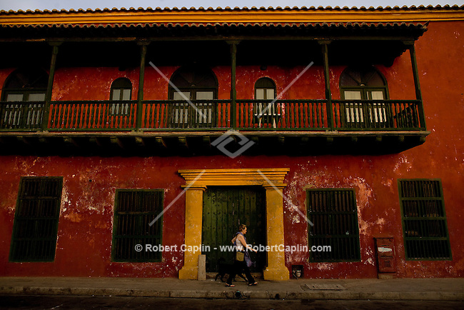 Cartagena, Colombia ..Photo by Robert Caplin..