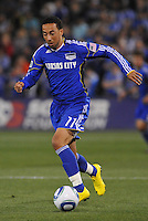 Ryan Smith,..Kansas City Wizards defeated Colorado Rapids 1-0 at Community America Ballpark, Kansas City, Kansas.