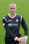 Mark Hurst, St Johnstone FC...Season 2014-2015<br /> Picture by Graeme Hart.<br /> Copyright Perthshire Picture Agency<br /> Tel: 01738 623350  Mobile: 07990 594431
