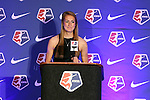 16 January 2015: Sarah Killion (UCLA) was selected with the second overall pick by Sky Blue FC. The National Women's Soccer League Draft was held at the Pennsylvania Convention Center in Philadelphia, Pennsylvania.