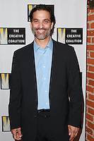 LOS ANGELES, CA, USA - OCTOBER 21: Johnathon Schaech arrives at The Creative Coalition's 'Art of Discovery' Los Angeles Launch Party held at the Home of Lawrence Bender on October 21, 2014 in Los Angeles, California, United States. (Photo by David Acosta/Celebrity Monitor)
