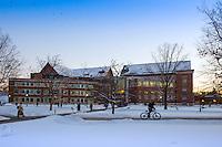 20110827_Winter UVM Campus
