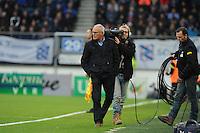 VOETBAL: HEERENVEEN: 20-121-2015, SC Heerenveen - ADO Den Haag, uitslag 0-4, trainer / coach Foppe de Haan, ©foto Martin de Jong
