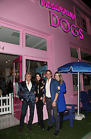 LOS ANGELES, CA - March 01: Lisa Vanderpump, Ken Todd, John Sessa, Pandora Vanderpump, At The Opening of The New Vanderpump Dogs Rescue Center At The Vanderpump Dogs Rescue Center In California on March 01, 2017. Credit: Faye Sadou/MediaPunch