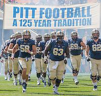 Iowa Hawkeyes @ Pitt Panthers 09-20-14