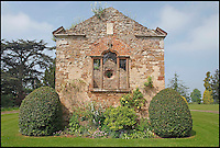 BNPS.co.uk (01202 558833)<br /> Pic: Savills/BNPS<br /> <br /> The ruined chapel dates back to Norman times.<br /> <br /> American buyers will be rushing to view Coton Hall near Bridgnorth in Shropshire...<br /> <br /> For the quintessential English estate, complete with ruined chapel, is actually the ancestral home to two founding fathers, a legenday civil war confederate general and even the 12th  President of the United States.<br /> <br /> Coton Hall was the ancestral home of the Lee family, who following Richard Lee's move to the fledgling colony of Virginia in 1639, produced one of America's most influential dynastys - with two members signing the Declaration of Independence in 1776, Zachary Taylor, the twelve President, and most famously Confederate General Robert E Lee.<br /> <br /> The picturesque property is now on the market with Savills for &pound;2.25million.