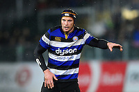 Paul Grant of Bath Rugby. Anglo-Welsh Cup match, between Bath Rugby and Gloucester Rugby on January 27, 2017 at the Recreation Ground in Bath, England. Photo by: Patrick Khachfe / Onside Images