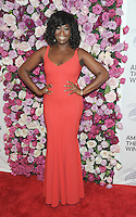 NEW YORK, NY - September26: Amber Iman attends American Theater Wing Honoring Cicely Tyson at 2016 Gala at the Plaza Hotel  on September 26, 2016 in New York City .  Photo Credit:John Palmer/MediaPunch