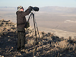 Time-lapse photography classes at the to of Winnemucca Mountain with Grant Kaye, Shooting the West XXVII, Winnemucca, Nev.