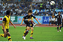 Yuya Osako (JPN),.FEBRUARY 22, 2012 - Football / Soccer :.2012 London Olympics Asian Qualifiers Final Round Group C match between U-23 Malaysia 0-4 U-23 Japan at National Stadium Bukit Jalil in Kuala Lumpur, Malaysia. (Photo by Takamoto Tokuhara/AFLO)