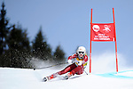 9 MAR 2011: Ida Dillingoeen of the University of Denver competes in the women's giant slalom alpine race during the 2011 NCAA Men and Women's Division I Skiing Championship held Stowe Mountain Resort and Trapp Family Lodge in Stowe, VT. Dillingoeen placed 1st to win the national title. ©Brett Wilhelm/NCAA Photos