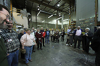 Seattle Opera Insiders' Series: Scenic Elements tour of Scenic Studios. Michael Moore, manager.