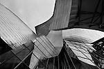 Frank Gehry's Guggenheim in Bilbao, Spain