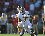 Alabama running back Trent Richardson (3) rushes vs. Ole Miss at Vaught-Hemingway Stadium in Oxford, Miss. on Saturday, October 14, 2011. Alabama won 52-7.