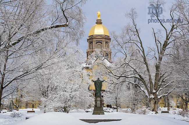 First Day of...Spring? // News // The Daily Domer // University of ...