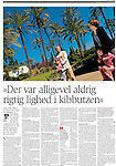 Politiken, Denmark - March 18, 2007