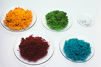CHLORIDES OF TRANSITION METALS<br />