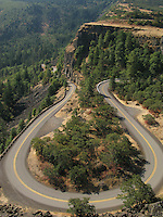 Columbia Gorge Scenic Highway, near Rowena