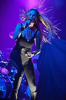 FORT LAUDERDALE, FL - OCTOBER 19: Huntress performs at Revolution on October 19, 2016 in Fort Lauderdale, Florida. Credit: mpi04/MediaPunch