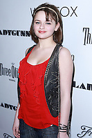 LOS ANGELES, CA, USA - DECEMBER 14: Joey King arrives at the Wayke Up Fundraiser presented by Wildfox and Ladygunn Magazine hosted by Nikki Reed held at the Sofitel Hotel on December 14, 2014 in Los Angeles, California, United States. (Photo by David Acosta/Celebrity Monitor)
