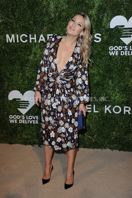 www.acepixs.com<br /> October 17, 2016  New York City<br /> <br /> Kate Hudson attending the God's Love We Deliver Golden Heart Awards on October 17, 2016 in New York City.<br /> <br /> <br /> Credit: Kristin Callahan/ACE Pictures<br /> <br /> <br /> Tel: 646 769 0430<br /> Email: info@acepixs.com