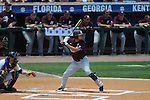 Mississippi State's Brent Brownlee bats vs. LSU in the SEC Tournament at Regions Park in Hoover, Ala. on Wednesday, May 23, 2012.