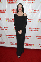 """HOLLYWOOD, CA - AUGUST 18:  Ivonna Cadaver at """"Child Stars - Then and Now"""" Exhibit Opening at the Hollywood Museum on August 18, 2016 in Hollywood, California. Credit: David Edwards/MediaPunch"""