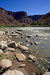 Colorado River North of Moab Utah