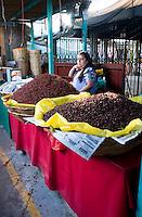 Chapulines (grasshoppers) Central de Abastos, Oaxaca