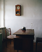 A room for short visits. Perm province, Russia 2015