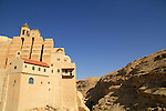 Mar Saba Monastery in the Judean Desert