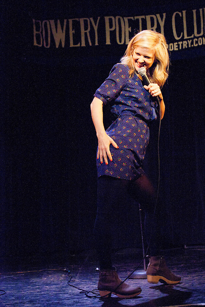 Arden Myrin - Sacapuntas - Bowery Poetry Club - June 6, 2012