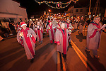 Sutter Creek's Procession of Las Posadas