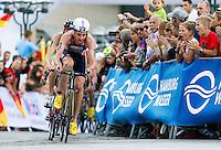 ITU 2014 World Triathlon Series - Hamburg