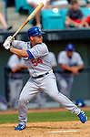 11 March 2006: Cody Ross, outfielder for the Los Angeles Dodgers, at bat during a Spring Training game against the Washington Nationals. The Nationals defeated the Dodgers 2-1 in 10 innings at Space Coast Stadium, in Viera, Florida...Mandatory Photo Credit: Ed Wolfstein.