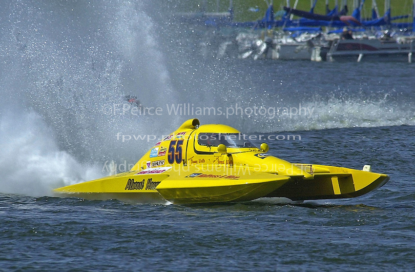 S-55     (2.5 Litre Stock hydroplane(s)