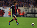 Atsuto Uchida (JPN),.JUNE 8, 2012 - Football / Soccer :.2014 FIFA World Cup Asian Qualifiers Final round Group B match between Japan 6-0 Jordan at Saitama Stadium 2002 in Saitama, Japan. (Photo by Katsuro Okazawa/AFLO)