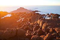 Climbing Mt. Kilimanjaro, Tanzania
