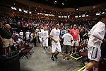 14-15 BYU Men's Basketball - WCC vs Portland