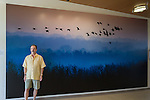 Several photographs by Michael Knapstein were selected for the permanent collection of UW Hospital at the American Center in Madison, Wisconsin.